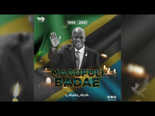 DOWNLOAD LavaLava – Magufuli Baadae MP3