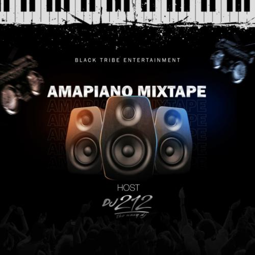 DOWNLOAD DJ 212 – Amapiano Mix MP3