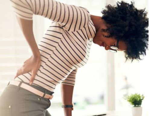 4 reasons why you experience lower back pain