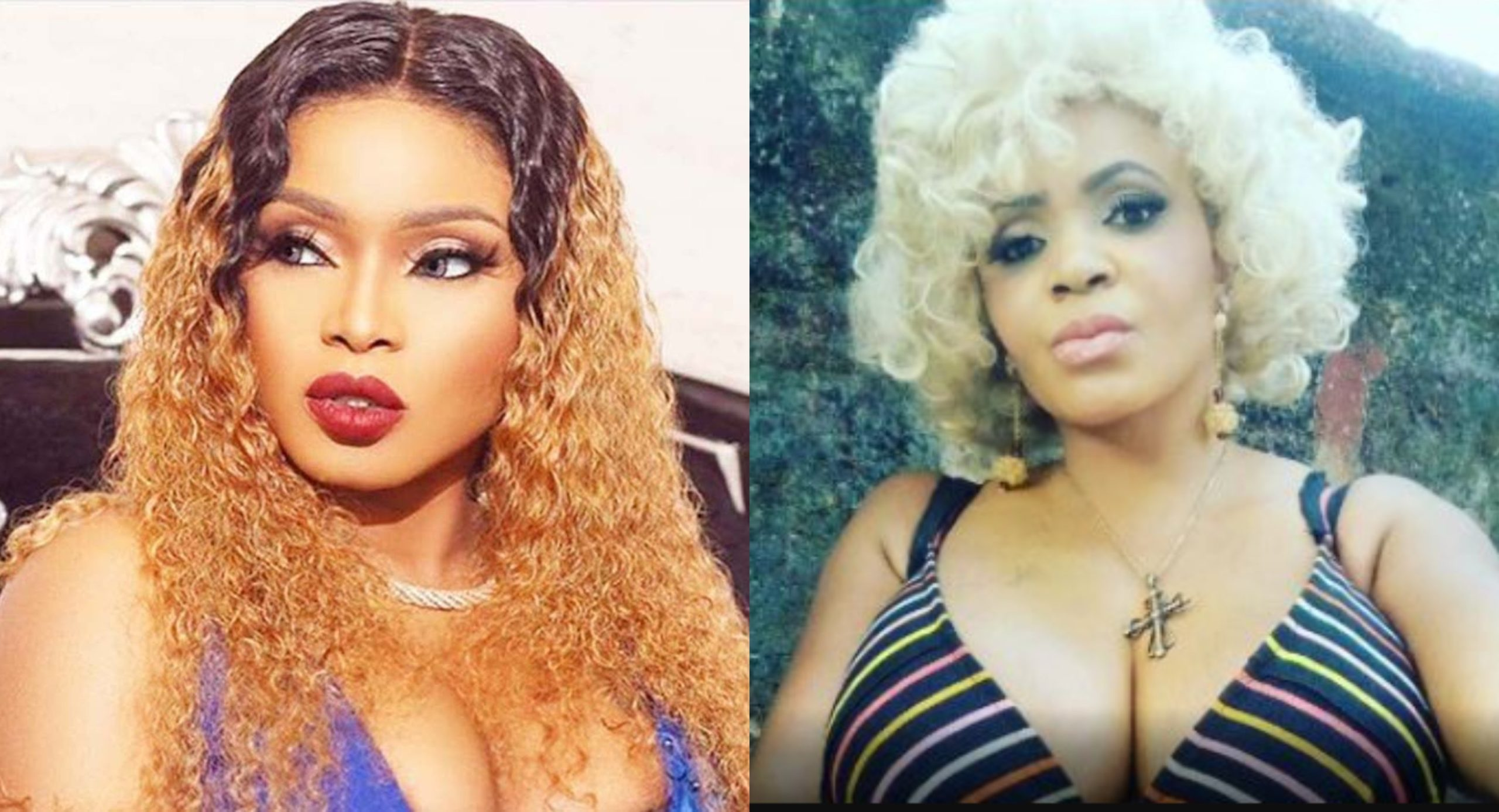 Cossy Orjiakor is unimportant – Actress Halima Abubakar