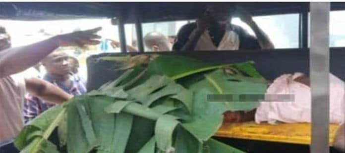 10-year-old girl killed in a police chase at Ntankoful-Anaji