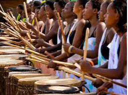 MUST READ! See Why African Women Are Not Allowed To Drum