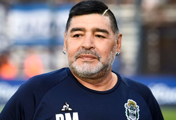 'They abandoned him' – Lawyer accuses Maradona's daughters of stealing