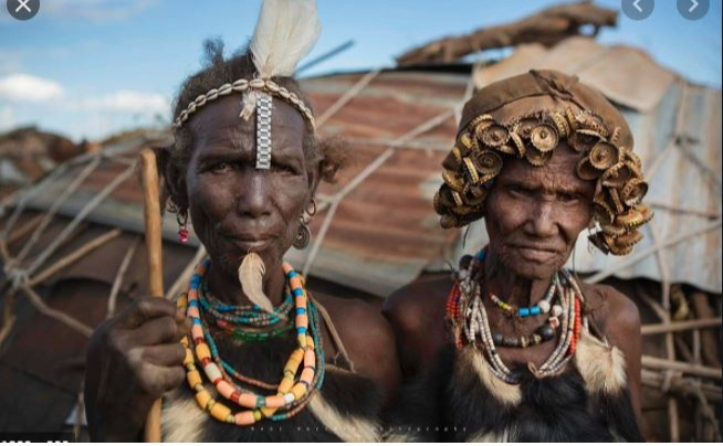 OMG! See The Tribe Where The Women Are Seen As Men And Cannot Get Married If Not Circumcised!