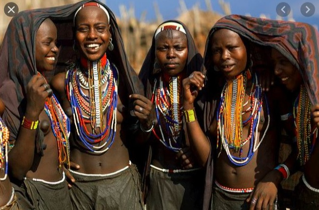 INTERESTING! See the Tribe That Believes Dancing Will Erase Misfortune In Their Land – See For Yourself!