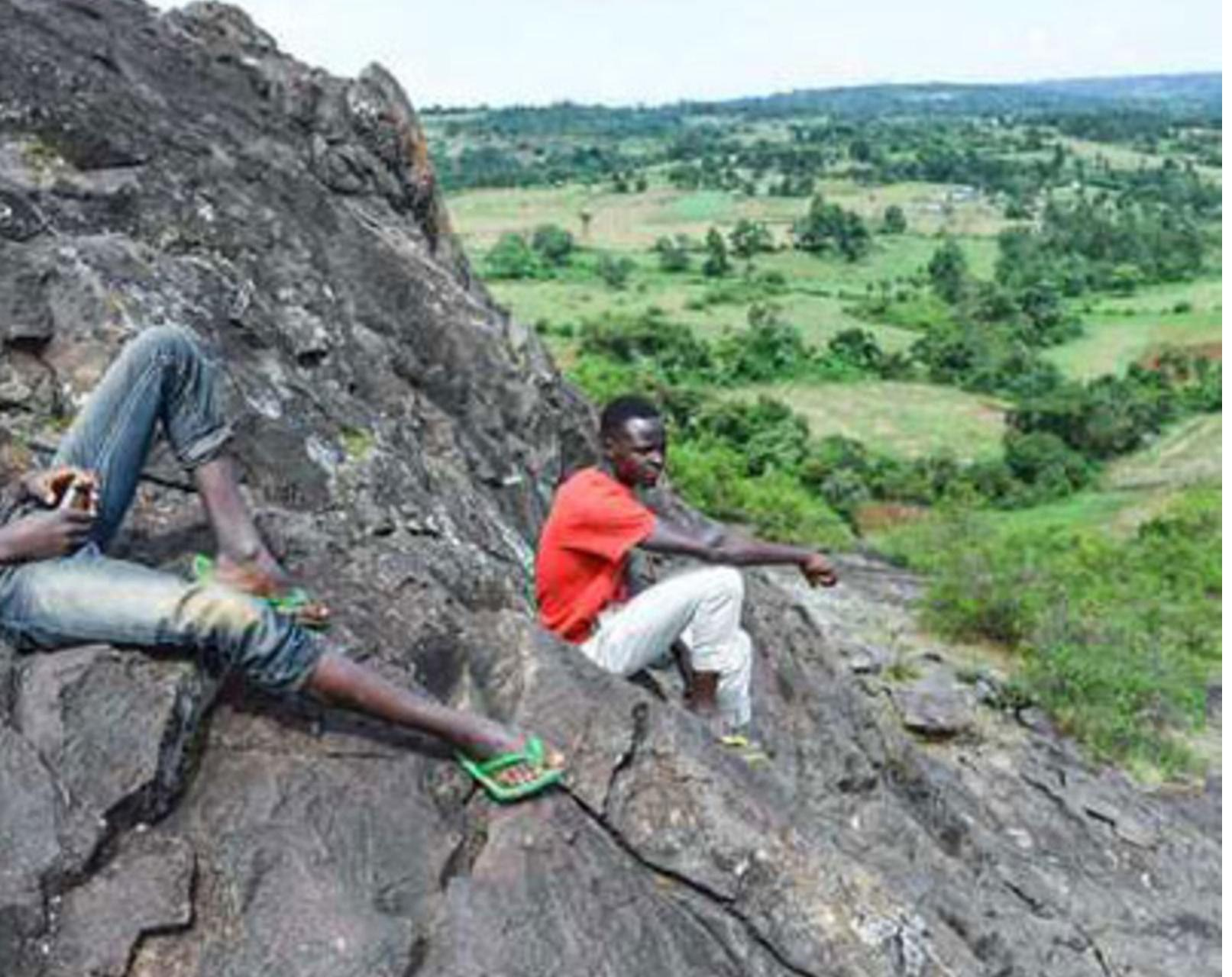 SUICIDE STATION! See The Cliff Where Elders In This Community All Went To Kill Themselves