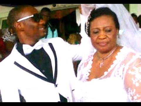 47-year-old mother marries 30-year-old own son in classic white wedding (Photos)