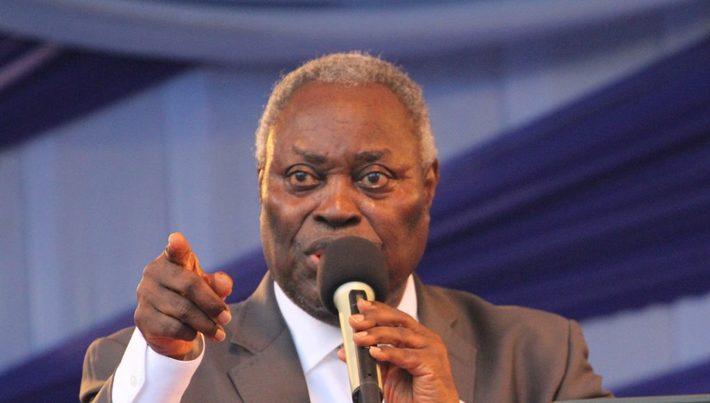 Pastor Kumuyi declares stance on Nigeria's breakup