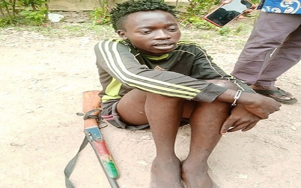 I live along expressways to make kidnapping easy – 20-year-old suspect