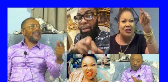 Obofour can't fight my battles for me – Rev Owusu Bempah