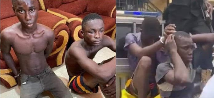 Teenagers who killed 10yrs old boy at Kasoa remanded in police custody for two weeks