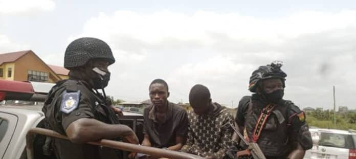 The teenage cannot be jailed for more than 5 years for the killing in kasoa– Ghana Police
