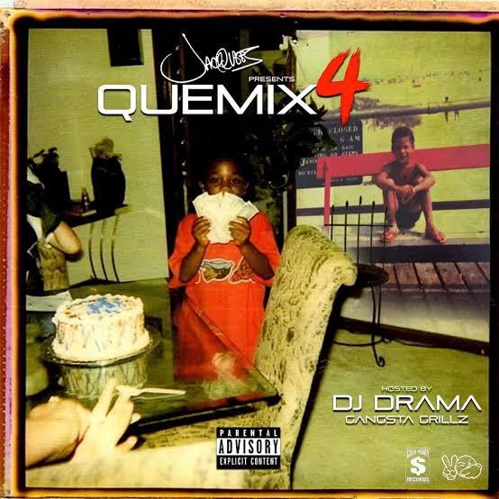 DOWNLOAD Jacquees – QueMix 4 Album mp3