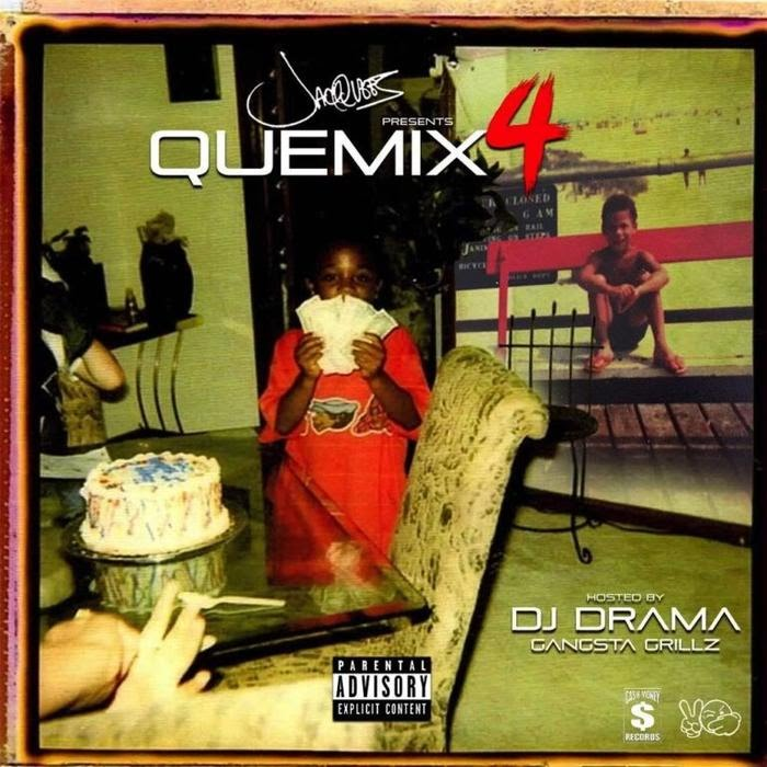 DOWNLOAD Jacquees – Where I Wanna Be (QueMix) Ft. Donnell Jones MP3