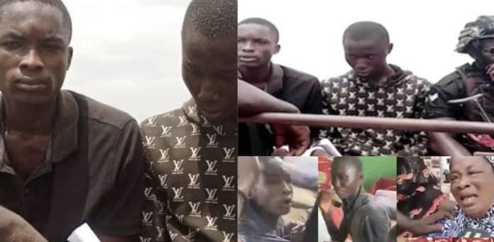Teenagers who murdered a boy in Kasoa, Ghana denied bail
