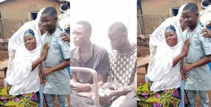 Picture of the 10-year-old boy  killed in Kasoa for Ritual