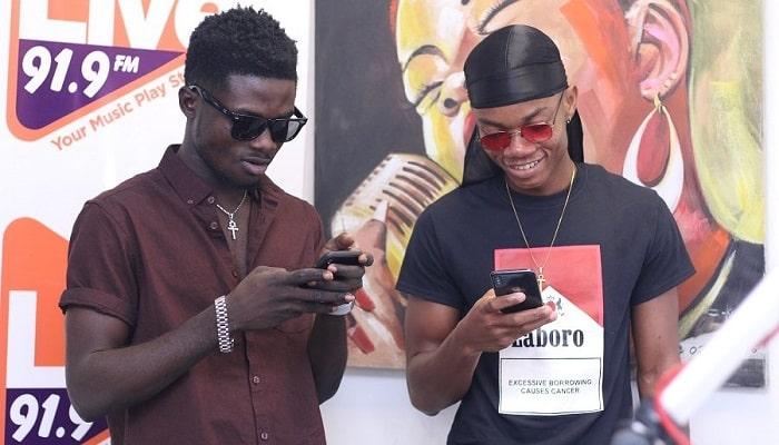 Kuami Eugene reacts to Kidi's recent comments about him