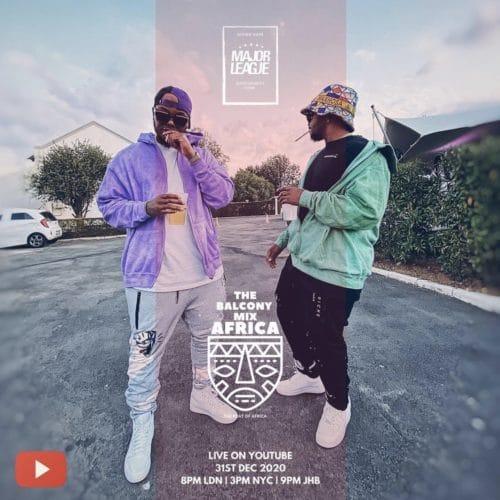 DOWNLOAD Major League & Semi Tee – Amapiano Live Balcony Mix Africa B2B (S2 EP 11) MP3