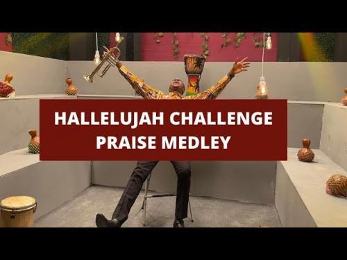 DOWNLOAD Nathaniel Bassey – Hallelujah Challenge Praise Medley MP3