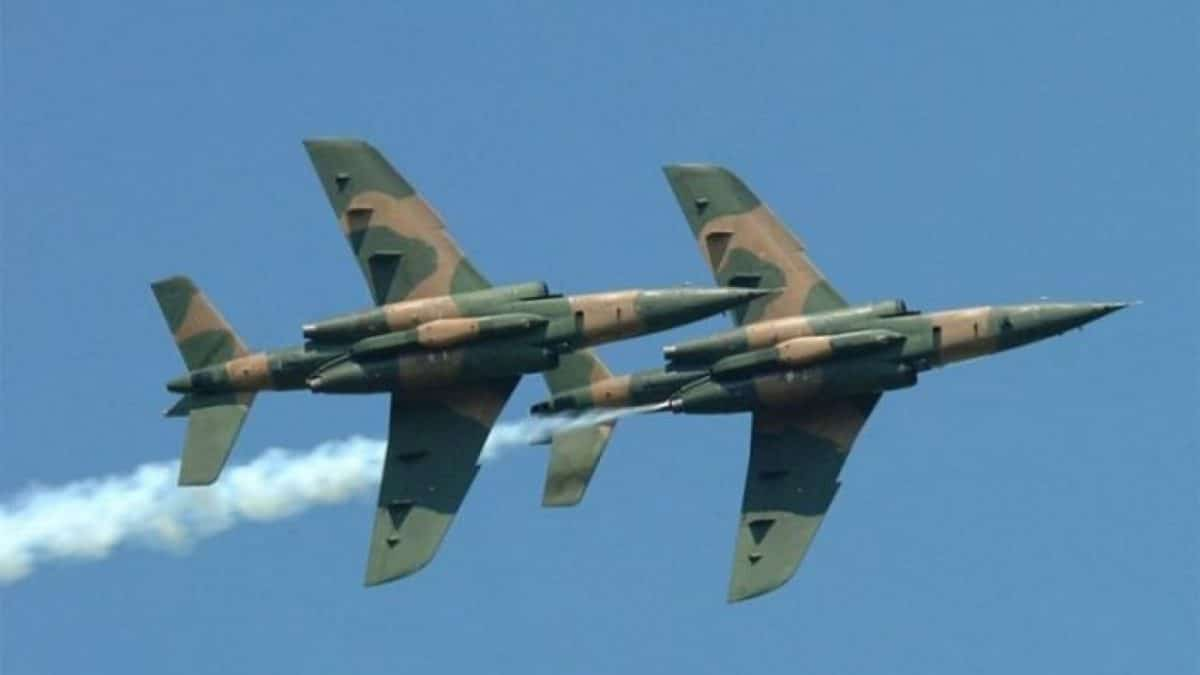 How NAF jet killed soldiers in strike against Boko Haram