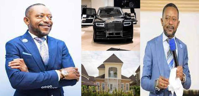 Owusu Bempah declares himself the Richest pator in Ghana