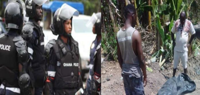3 police officers arrested for killing  & burying him secretly