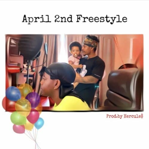 DOWNLOAD Priddy Ugly – April 2nd (Freestyle) MP3