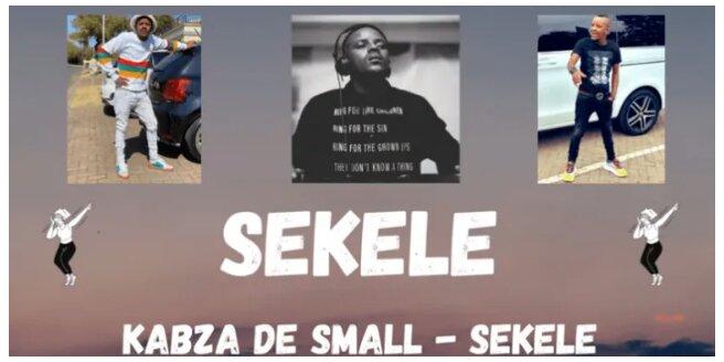 DOWNLOAD Kabza De Small – SEKELE MP3
