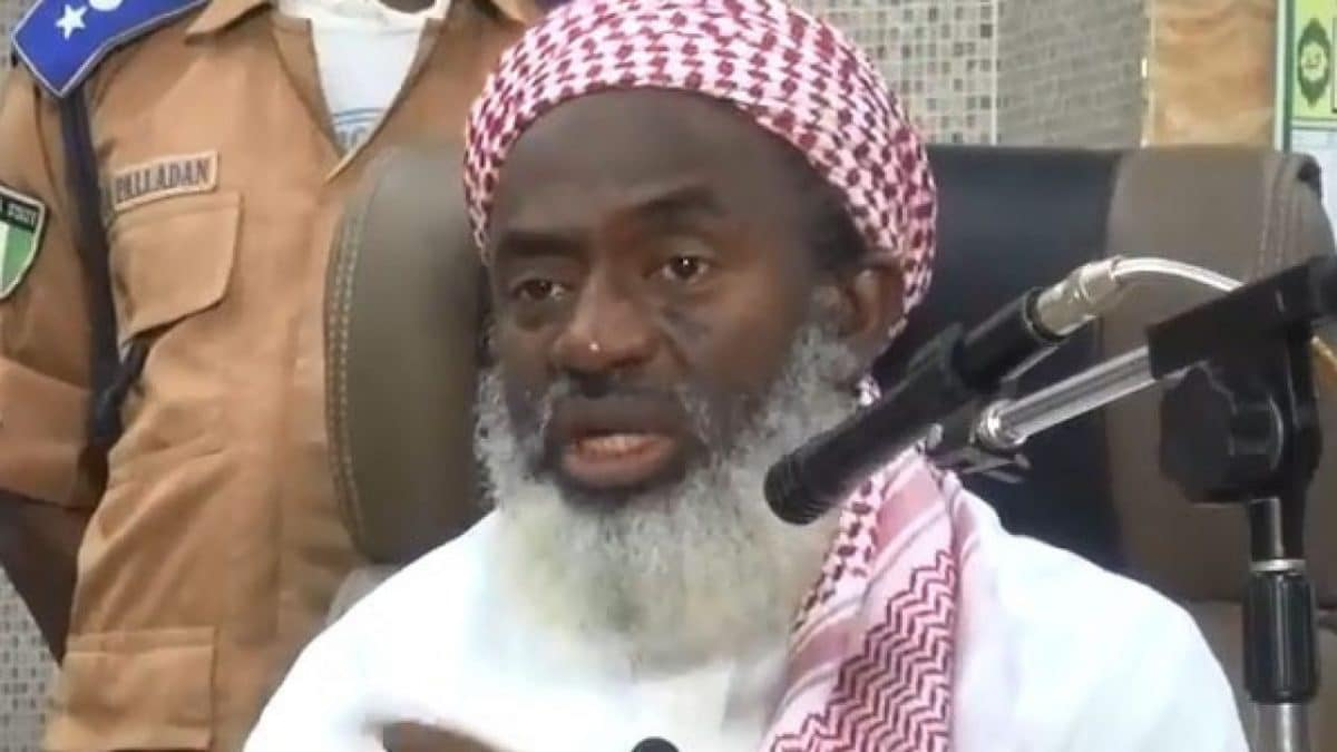 Greenfield Students' Death: Banditry Now War, FG Should Cooperate — Sheikh Gumi