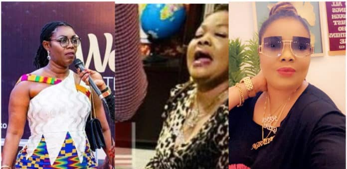 Ursula Owusu confirms Nana Agradaa's arrest