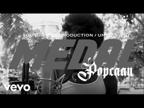 VIDEO: Popcaan – Medal | mp4 Download