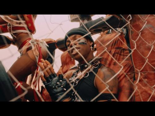 VIDEO: Rema – Bounce | mp4 Download