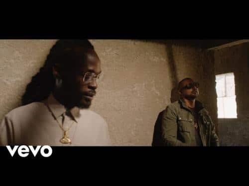 VIDEO: Stonebwoy, Sean Paul, Jesse Royal, Mutabaruka – Guns of Navarone   mp4 Download
