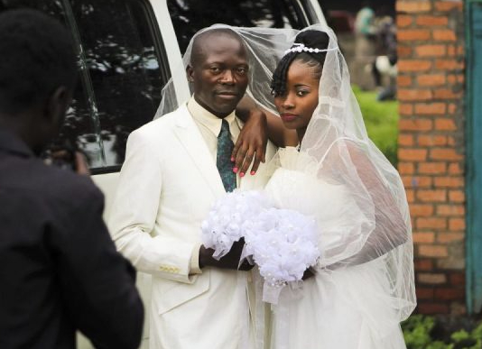 NO SMILING! Couples In This Tribe Are Not Allowed To Smile On Their Wedding Day