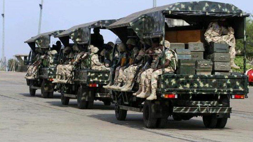 Bandits ambush Army convoy in Benue, cart away N28 million cash