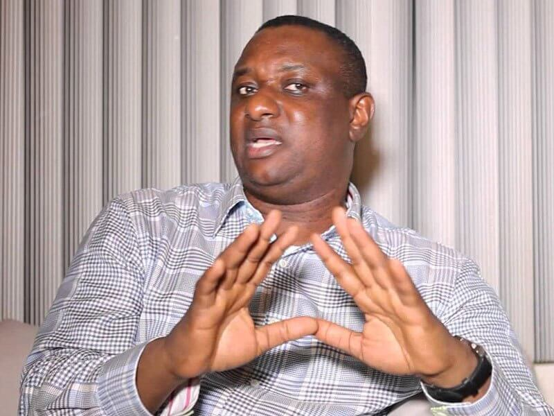 Keyamo names those pushing Osinbajo to rebel against Buhari