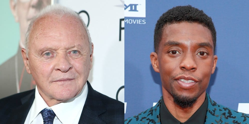 Oscars 2021: Outrage as Anthony Hopkins beats Chadwick Boseman to win second 'Best Actor' award