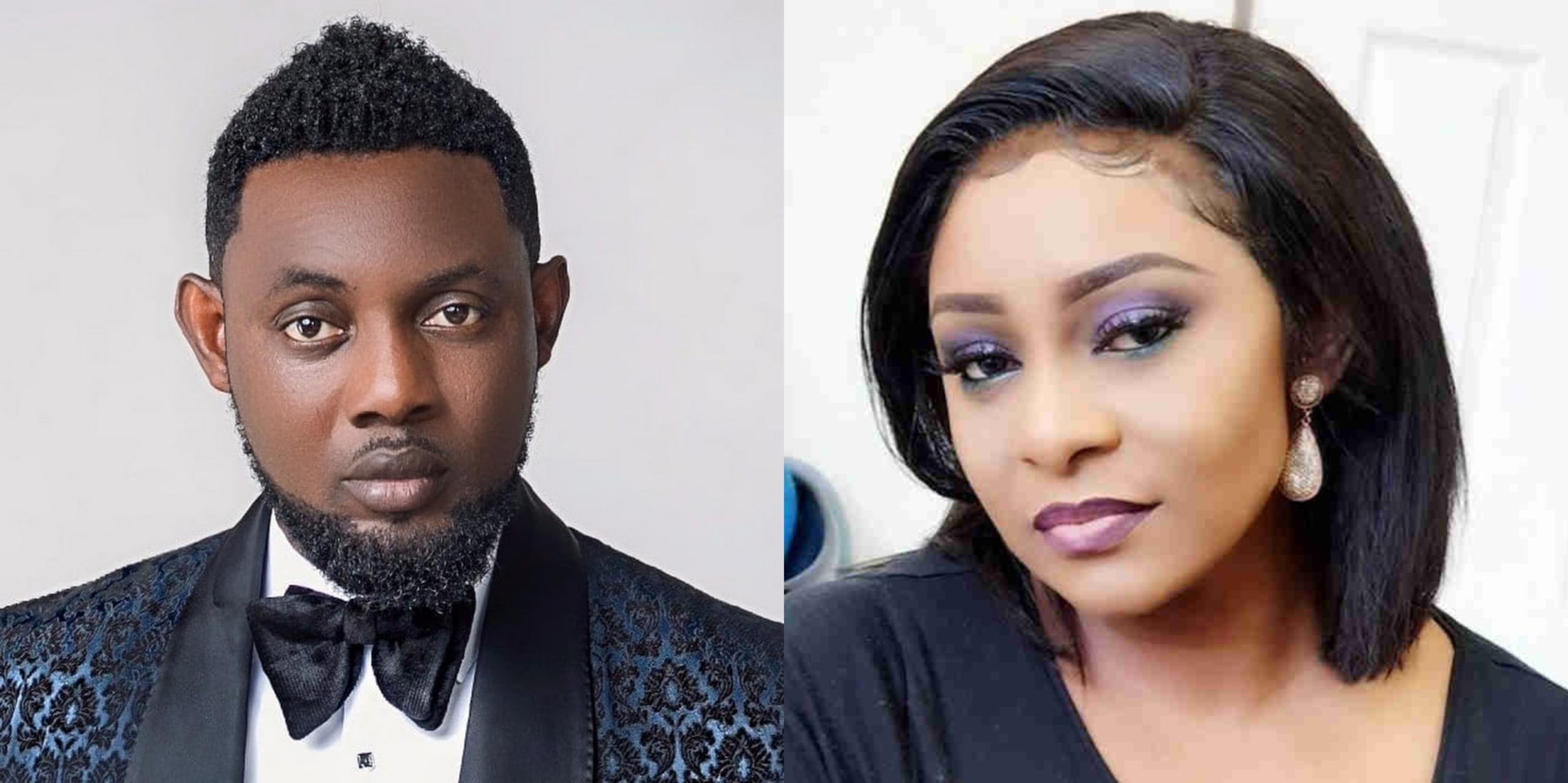 Comedian AY, Victoria Inyama fight dirty on Instagram