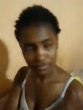 Drama as mistress forced to leave her panties after getting caught with another woman's husband