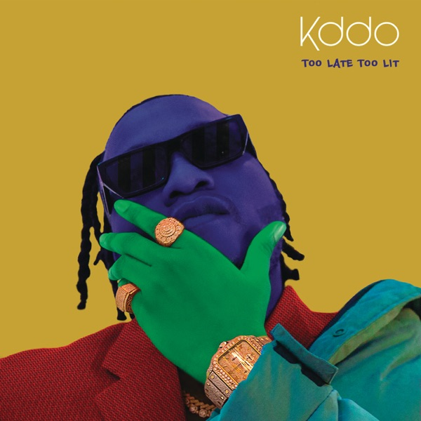DOWNLOAD KDDO – Holy Ghost Fire ft. The Cavemen MP3