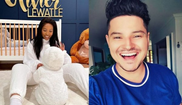 Pearl Modiadie wants to be Lee Roy Wright's baby mama