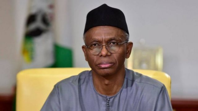 El-Rufai attracts criticism from Nigerians for tweeting, despite Malami's prosecution order