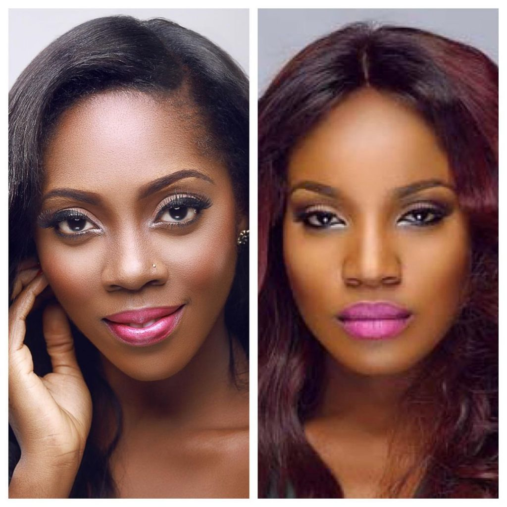 Tiwa Savage to Seyi Shay: 'Your nyash is dirtiest in this Industry' (Video)