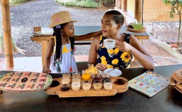 Ann Malinga celebrates daughter's 6th birthday
