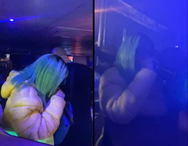 Crowd begs pregnant Babes Wodumo to perform at a recent gig (Video)