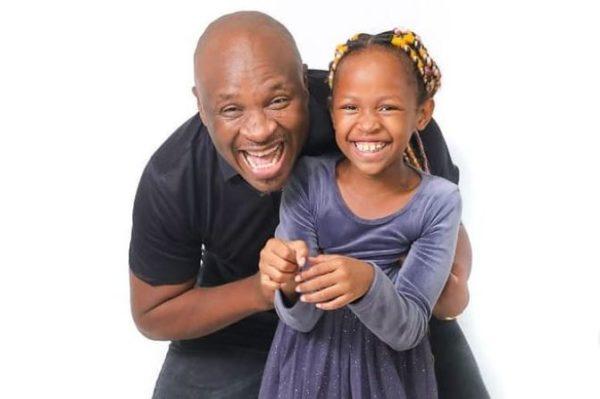 Dr Malinga's daughter turns 8