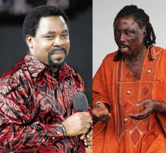 VIDEO: How I killed TB Joshua in spiritual battle — Ghanaian spiritualist reveals shocking details