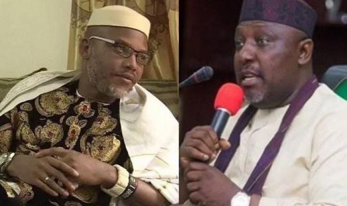 Why Igbo leaders don't criticize Nnamdi Kanu — Okorocha reveals