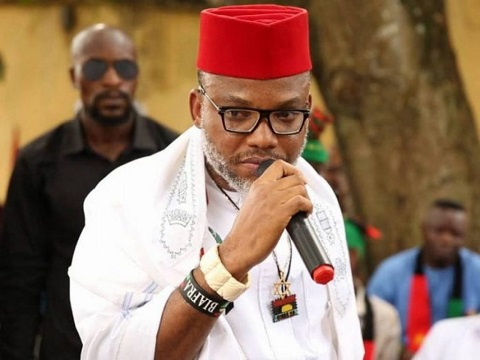 IPOB, ESN are not unknown gunmen – Nnamdi Kanu