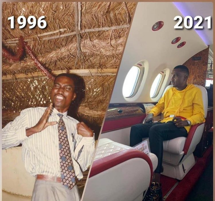 Another Nigerian Pastor gets jet after many years of service